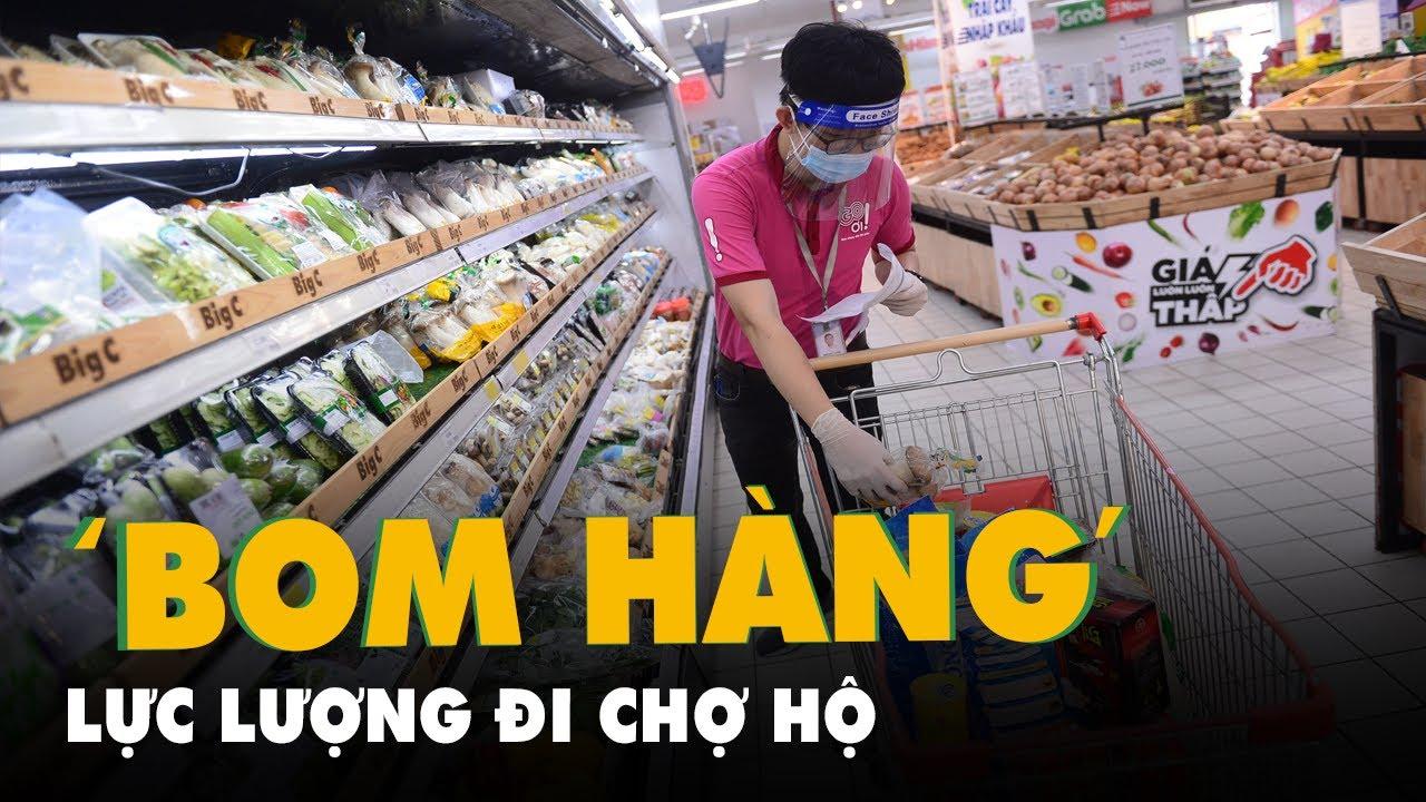 Nguyen nhan bom hang luc luong di cho ho